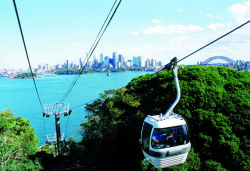 Sky Safari, photo: Taronga Zoo's website